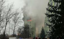 Obrovská tragédia, výbuch plynu v paneláku