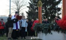 Jarmok Božieho narodenia v Zborove, prišlo množstvo ľudí