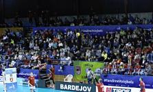 Skvelý volejbal z Bardejova aj v priamom prenose RTVS
