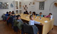 Tvorivé dielničky pre rómskych žiakov