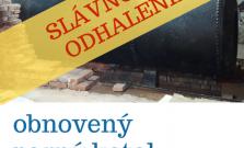 Slávnostné odhalenie obnoveného kotla a Vianuka v synagóge