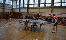 Projekt Stolný tenis do škôl aj v bardejovskom okrese