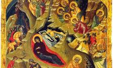Christós raždájetsja – Slávite jehó. Kristus sa rodí – Oslavujte ho!