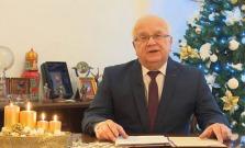 Novoročný príhovor Borisa Hanuščaka, primátora Bardejova