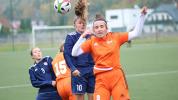 Futbalové dorastenky Bardejova zimujú na prvom mieste