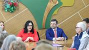 Do Bardejova zavítala ministerka Martina Lubyová