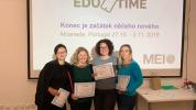 Vzdelávanie učiteľov ZŠ Wolkerova v Portugalsku