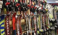 Navštívte predajňu Topasport v Bardejove, vyberte si lyže a lyžiarky
