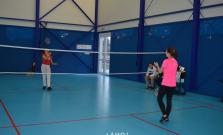 Bedmintonový turnaj v Bardejove