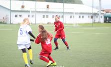 Futbalové žiačky Bardejova bilancujú prvú polovicu sezóny