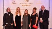 Kultúrno-komunitné centrum Bašta získalo ocenenie od prezidentky