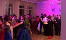 Valentínsky ples Súkromného gymnázia v Bardejove