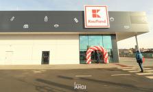 Nová predajňa Kauflandu v Prešove so zelenou strechou