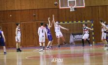 Mladí basketbalisti proti Spišskej Novej Vsi