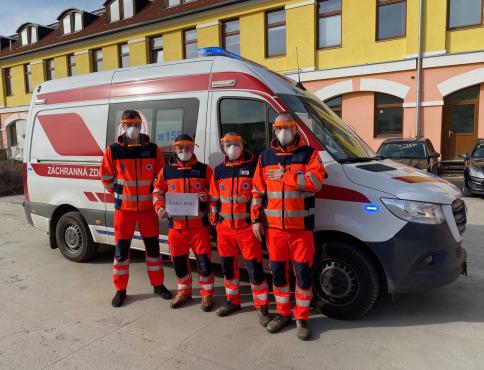V nemocniciach pomáhajú aj zdravotníci z Prešovskej univerzity