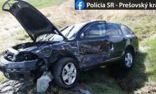 Polícia hľadá svedkov dopravnej nehody dvoch motorových vozidiel