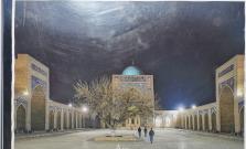 Obrazy v Parku Emila Korbu