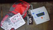 Obvinený z krádeže defibrilátora