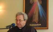 Veriaci sa rozlúčili s dekanom farnosti sv. Egídia Mons. Pavlom Martonom