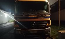 Vodič nákladného vozidla nafúkal viac ako 2,7 promile