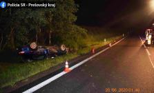 Polícia pátra po svedkoch dopravnej nehody medzi Kobylami a Janovcami
