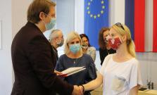 Mesto Prešov poďakovalo dobrovoľníkom za pomoc počas pandémie
