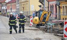 Na Jarkovej ulici v Prešove unikal plyn