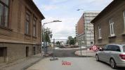 VIDEO | Na dvoch uliciach v centre Prešova položia protihlukový asfalt