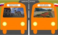 Prázdninové autobusové spojenie Bardejovské Kúpele – Krynica prechádza na nový režim fungovania