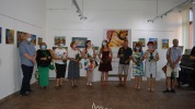 VIDEO | Poplénerová výstava je plná jedinečných obrazov a dýcha dobrou atmosférou