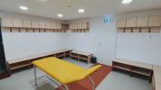 Úspešné ukončenie rekonštrukcie futbalových šatní v Starej Ľubovni