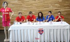VIDEO | Bardejovské futbalistky na tlačovej konferencii predstavili svoje plány