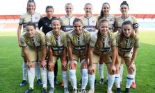 VIDEO | Futbalistky Bardejova rozdrvili Poprad 10:0, Semanová so štyrmi gólmi