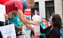 VIDEO | Z Dukly do Svidníka. Vydaril sa ďalší ročník Dukelského behu mieru