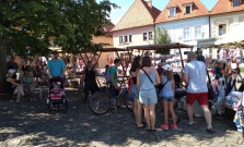 Komunitné trhy na Radničnom námestí opäť v sobotu - 12. septembra!
