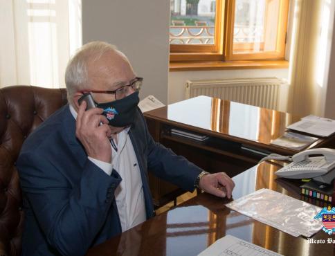 Primátor Hanuščak: Prvý deň sme zvládli excelentne