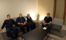 VIDEO | Bardejovskí saleziáni nezaháľajú ani počas druhej vlny koronavírusu