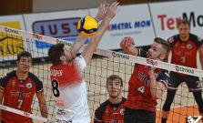 Prešovskí volejbalisti opäť vedú, vyhrali aj piaty zápas