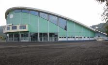 Mesto Prešov po náročnej rekonštrukcii otvára zimný štadión