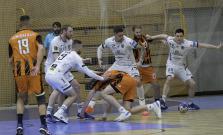 Prešovskí hádzanári si z Košíc odviezli 20-gólové víťazstvo