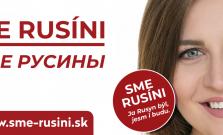 Rusíni v rôznych krajinách sa spájajú v kampani s názvom Sme Rusíni