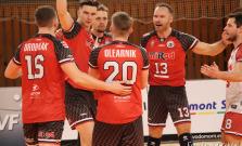 Prešovskí volejbalisti zdolali Svidník a potvrdili neporaziteľnosť na domácom ihrisku
