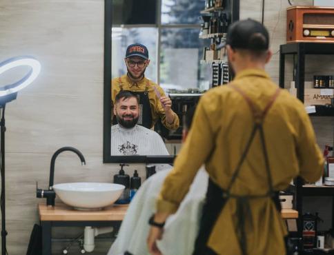 KRUČO´S Barbershop – miesto s vysokou koncentráciou kvalitných služieb a dobrej kávy