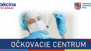 Kraj pripravil na víkend dve veľkokapacitné centrá v Prešove a Humennom
