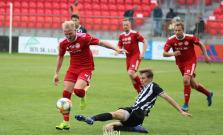Futbalisti z Bardejova v päťgólovej prestrelke prehrali v Petržalke