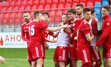 Bardejov porazil prvú Banskú Bystricu, v zápase tri penalty i červená karta