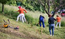 Do čistenia Prešova sa zatiaľ zapojilo takmer 1000 dobrovoľníkov