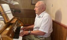 Ján Buchala z Hrabovca je už vyše 50 rokov neodmysliteľnou súčasťou omší v miestnom kostole