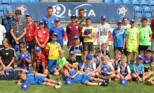 Futbalové kempy v Bardejove a Gerlachove zožali veľký úspech