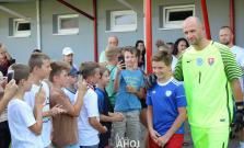 Futbalová slávnosť v Raslaviciach